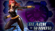 Natasha Romanova, also known as <b>BLACK WIDOW</b> is considered one of the best agents of S.H.I.E.L.D. In this Black Widow game her mission is to recover the stolen techs from the enemy base.
