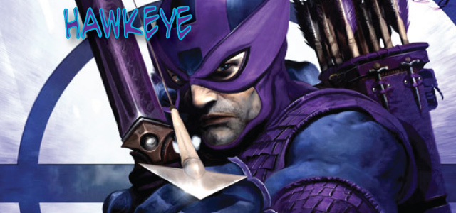 <strong>Hawkeye</strong> is the master archer of The Avengers, with his flashy purple and blue outfit and his destructive shiny bow and arrows, he is truly a man to be feared.