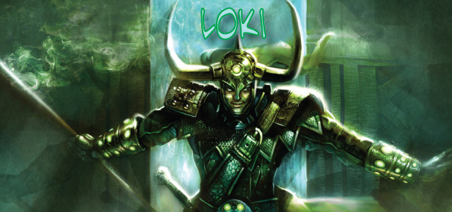 <strong>Loki</strong>, the villain that will fight against The Avengers, based on the mythological character, appeared for the first time on Marvel Comics on 1949.
