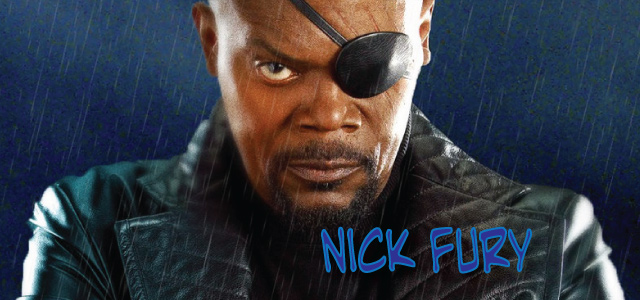 <strong>Nick fury </strong>,  Colonel of the US Army, Leader of The Howling Commandos ad finally director of S.H.I.E.L.D, a natural born leader, will be in charge of recruiting all The Avengers.