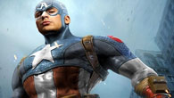 First Game of The First Avenger, <b>Captain America</b>. Fight through different scenarios throwing your shield to defeat every single man that stands in your way.
