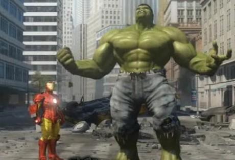 hulk central smashdown game free