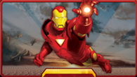 Help <b>Iron Man </b>  in the practice field on his training day in Armory Assault and hit the targets within time to maximize his power.