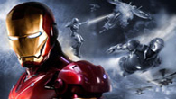 Play with <b>Iron Man</b> or the <b>War Machine</b>, characters based on the Iron Man 2  film  and enjoy this game fighting your way through.
