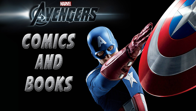 Welcome to the Avengers Comics and Books Shop online. Here you can get many different Avengers Comics and Books titles, find the one you like and buy it online.