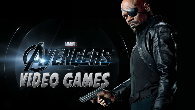 Buy online Video games from the Avengers, for different platforms like X Box, Play Station or PC.